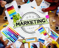 Marketing Strategy Branding Commercial Advertisement Plan Concept Royalty Free Stock Photo