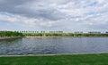 Marley Pond In Peterhof Palace
