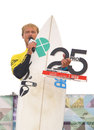 Marlon Lipke: winner of Pantin Classic 2012 (3) Stock Photos