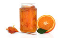 Marmalade Jam Royalty Free Stock Photography