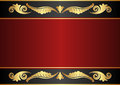 Maroon and black background Royalty Free Stock Photo