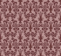 Maroon oval pattern Stock Photo