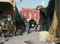 MARRAKECH, MOROCCO – AUGUST, 1979 Stock Photos