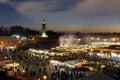 Marrakech Morocco. Royalty Free Stock Photo