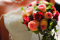 Married bouquet Royalty Free Stock Photos