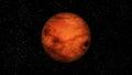 Mars Royalty Free Stock Photo