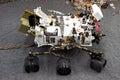 Mars Science Laboratory, named Curiosity