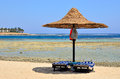 Marsa alam beach in egypt africa Royalty Free Stock Photography