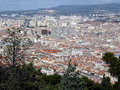 Marseille city, France Stock Photography