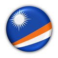 Marshall Islands Flag Royalty Free Stock Image
