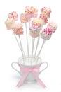 Marshmallow pops Royalty Free Stock Photo