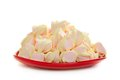 Marshmallow sweets Royalty Free Stock Photos
