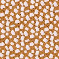 Marshmallows seamless pattern vector sweet candy for coffee backdrop and marshmallow sticks dessert background of sugary
