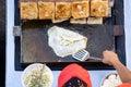 Martabak Jawa or Stuff Pancake