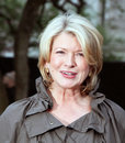 Martha Stewart Stockfotos