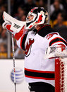 Martin Brodeur New Jersey Devils Royalty Free Stock Photos