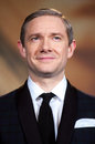 Martin freeman december st tokyo japan appears at the japan premiere for the hobbit an unexpected journey by peter jackson in the Royalty Free Stock Images