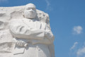 Martin Luther King Memorial Royalty Free Stock Photos