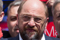 Martin Schulz Royalty Free Stock Photo