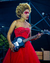 Martina Topley Bird Royalty-vrije Stock Fotografie
