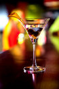 Martini drink Royalty Free Stock Photo