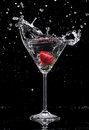 Martini drink Stock Photo