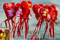 Martisor,symbol for coming spring-6 Royalty Free Stock Photos