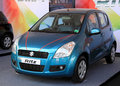 Maruti suzuki ritz Royalty Free Stock Photo