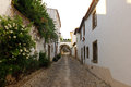 Marvao alentejo portugal the medieval town of Stock Images