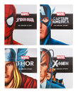 MARVEL Book Royalty Free Stock Photo