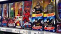 Marvel heros figures