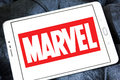 Marvel logo Royalty Free Stock Photo