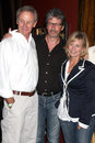 Mary Beth Evans,Mary-Beth Evans,Tristan Rogers,Charles Shaughnessy Royalty Free Stock Images