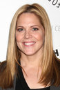 Mary McCormack arrives at the celebration of the final season of USA Network's 'In Plain Sight' Stock Photography