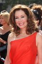 Mary mcdonnell at the primetime creative arts emmy awards nokia theatre l a live los angeles ca Stock Photos