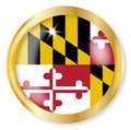 Maryland Flag Button