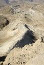 Masada, Israel Stock Images