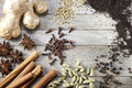 Masala Chai Tea Ingredients