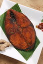Masala fish fry from kerala india is made marinated in spicy battered and deep fried Stock Photos