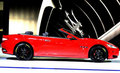 Maserati GranCabrio Royalty Free Stock Images