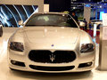 Maserati Quattroporte Royalty Free Stock Photo