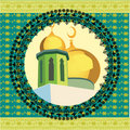 Masjid art Royalty Free Stock Photos