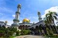 Masjid brunei jame asr hassanil bolkiah mosque bandar seri begawan southeast asia Royalty Free Stock Photo