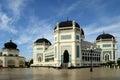 Masjid Raya, Medan Royalty Free Stock Photo