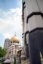 Masjid Sultan Mosque,  Singapore Royalty Free Stock Photo