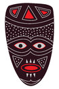 Mask African Royalty Free Stock Images
