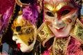 Mask original venetian masks from venice Stock Photography