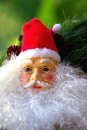 Mask Of Santa Claus Stock Image