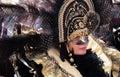 Masked lady at Venice