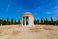 Maskin family mausoleum, Red Island (Crveni otok), Rovinj, Croatia Royalty Free Stock Photo